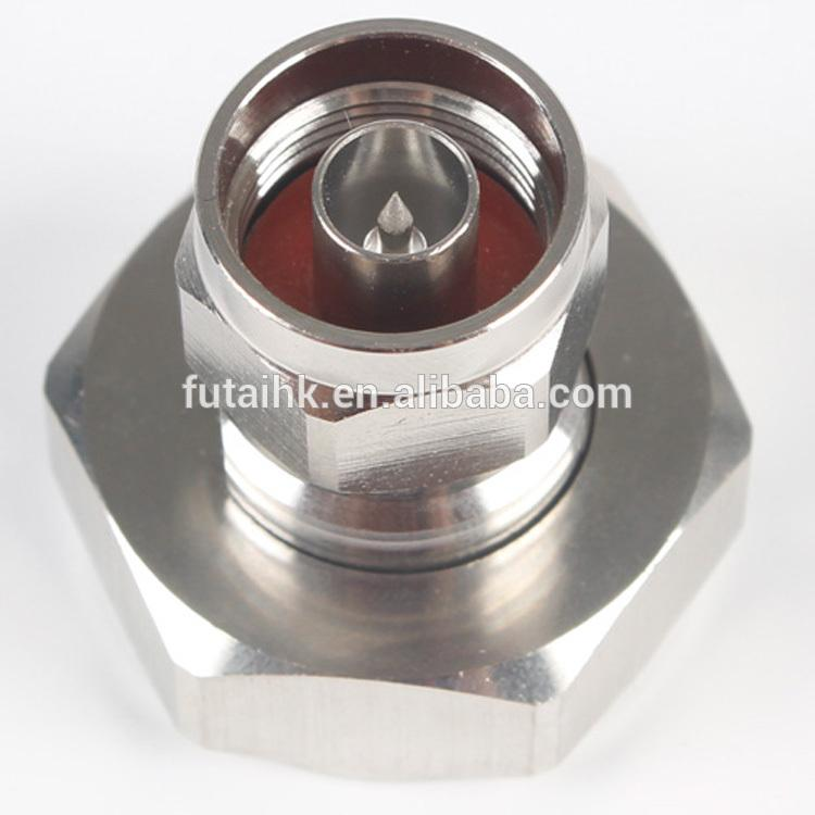 7.5GHz DIN 7/16 male to N male RF Coaxial Connector  1