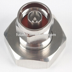 7.5GHz DIN 7/16 male to N male RF Coaxial Connector