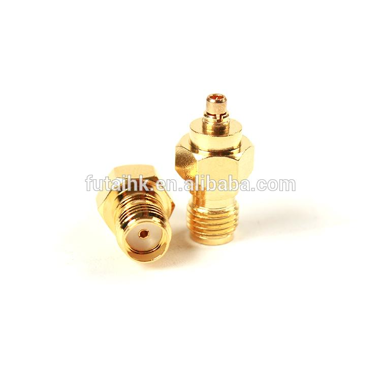 RF Coaxial SMA Female to MMCX Male Adapter  6
