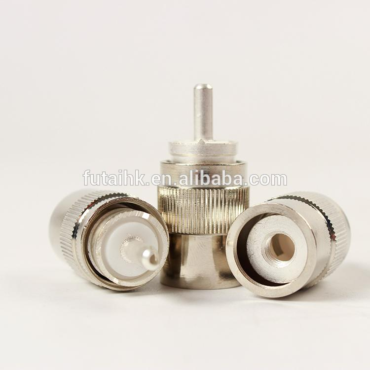 SL16 Male Connector for RG58U Cable-PL259  3
