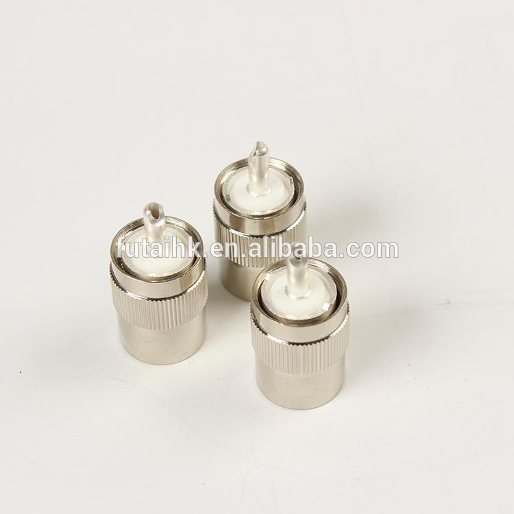 SL16 Male Connector for RG58U Cable-PL259  4