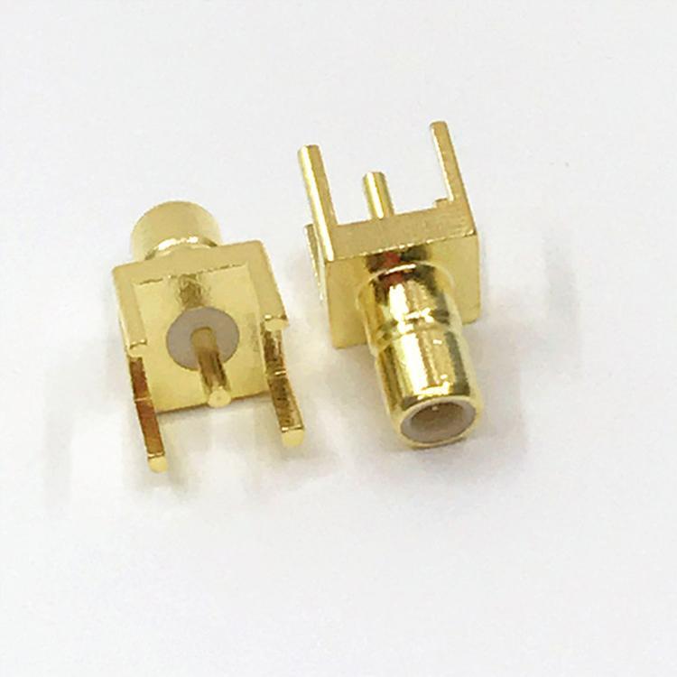 Wholesale Designs SMB Male PCB Connector 3