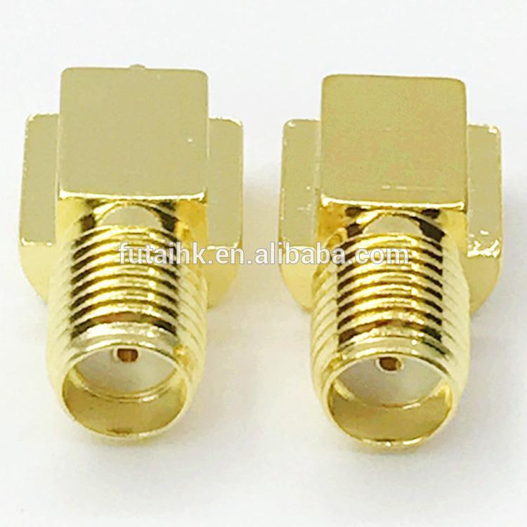 SMA Female PCB Connector 2