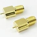 SMA Female PCB Connector