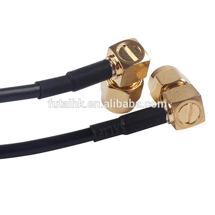 Factory Price SMA Male to SMA Female Connector RG174 Pigtail Cable 2