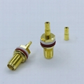 SMA Female Connector for 1.37mm Cable 3