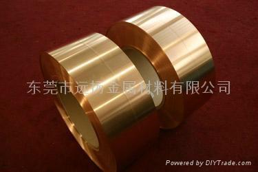 鍍鎳磷銅帶 1