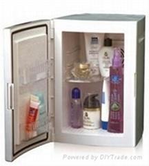 Joyikey Cosmetic mini fridge with 8 to 18 degree Celsius