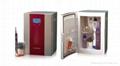 Joyikey Cosmetic mini fridge with 8 to 18 degree Celsius 2