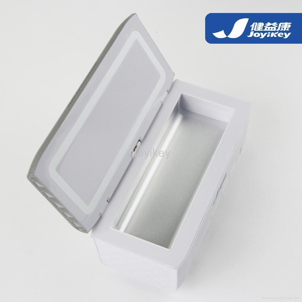 Joyikey insulin cooler box for travel  AC/DC/Li-battery 3
