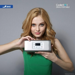 Joyikey insulin cooler box for travel  AC/DC/Li-battery