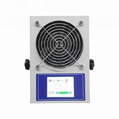 smart auto clean ion balance monitor ionizer blower