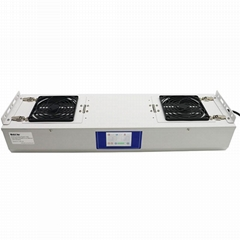 2 fans smart auto clean ion balance monitor ionizer blower