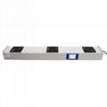 3 fans smart auto clean ion balance monitor ionizer blower