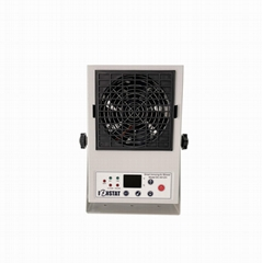 加热型直流无尘室用低臭氧自动清洁离子平衡度显示离子风机