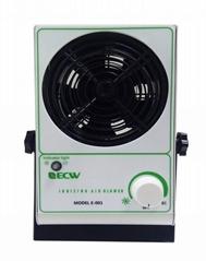 CE认证交流单头除静电离子风机