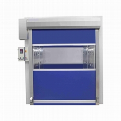 High performance Sensor Curtain Door Cargo air shower