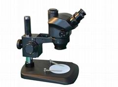 防静电 维修电路板手机检测连续变倍0.7X-5.0X体视显微镜