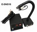 Ionizing Air Snake with sensor E-DNS10