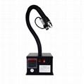E-DNS06  Ionizing Air Snake with sensor & Timer