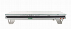 900mm Benchtop Horizontal optional heater Ionized Air Blower