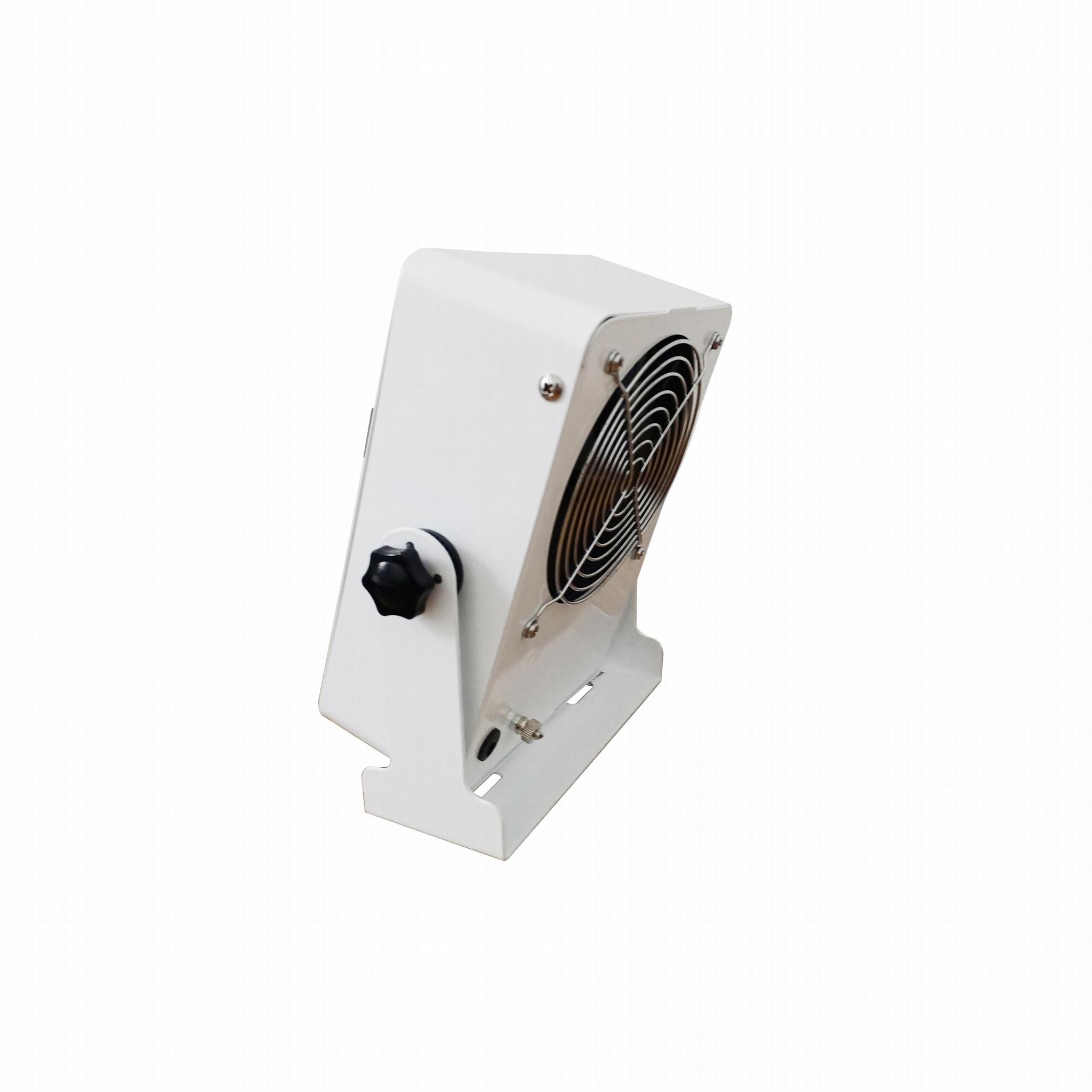 NEW Remote Control smart auto clean ion balance monitor ionizer blower 4