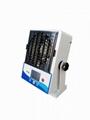 NEW Remote Control smart auto clean ion balance monitor ionizer blower