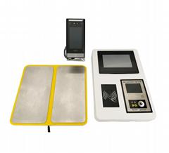 CE認証閘機人臉識別測溫人體靜電綜合測試儀