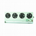 Mini  AC High Performance  4fans Static Eliminating Overhead Ionized Air Blower