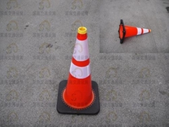 PVC安全隔离筒,交通锥
