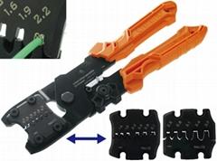 Handy Crimp Tool for open-barrel connectors