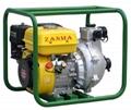 2寸汽油高压水泵
