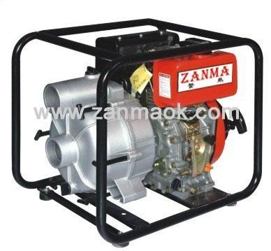 3寸柴油污水泵排污泵 1