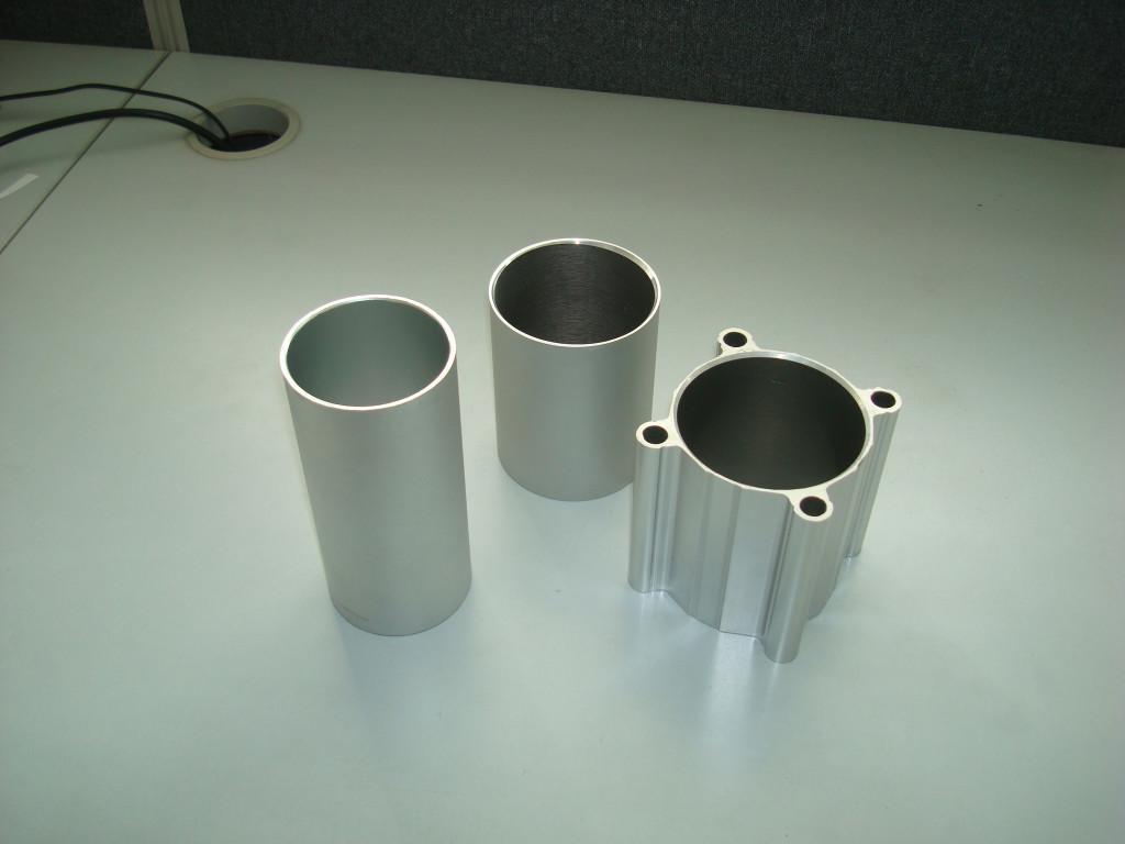 Product Aluminium Alloys : Aluminum alloy cylinder pipe zh china