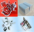 各种型材铝合金精密加工 2