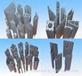 各种型材铝合金精密加工 4