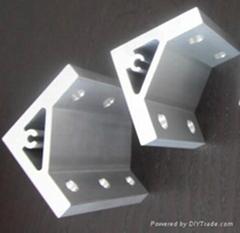 鋁制品精加工低溫陽極氧化