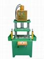 小型四柱油壓機 2