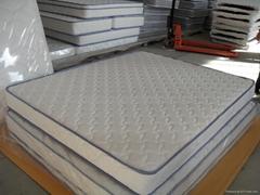 queen size pocket spring mattress