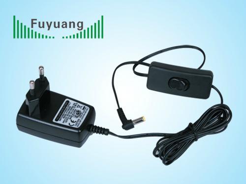 4.2V500mA的锂电池充电器 2