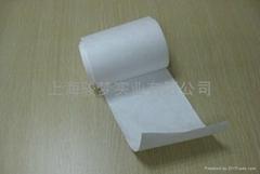 Anti-flaming Tyvek paper