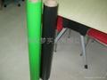 綠色防水交叉薄膜