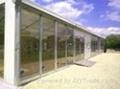 展會蓬房 鋁合金 活動帳篷,展覽帳篷,工業帳篷產品展示移動帳蓬 1