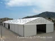 展會蓬房 鋁合金 活動帳篷,展覽帳篷,工業帳篷產品展示移動帳蓬 2
