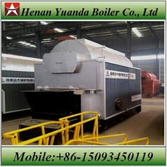 Coal wood fired 4 ton steam boiler price