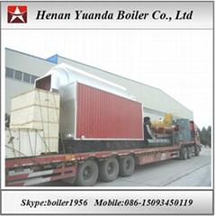 Coal fired 1 ton steam boiler
