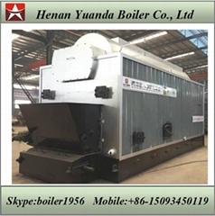 1 ton coal fired steam boiler
