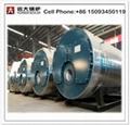 1 ton oil steam boiler