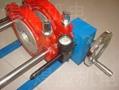 63-160 豪華翻蓋型 手動PE管材熱熔機 3