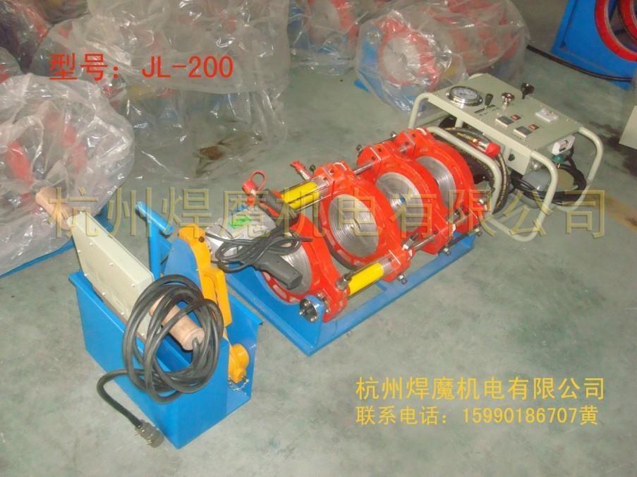 液壓熱熔機 1